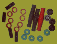 Rubber Articles, Elastomer Parts, Rubber Sealings